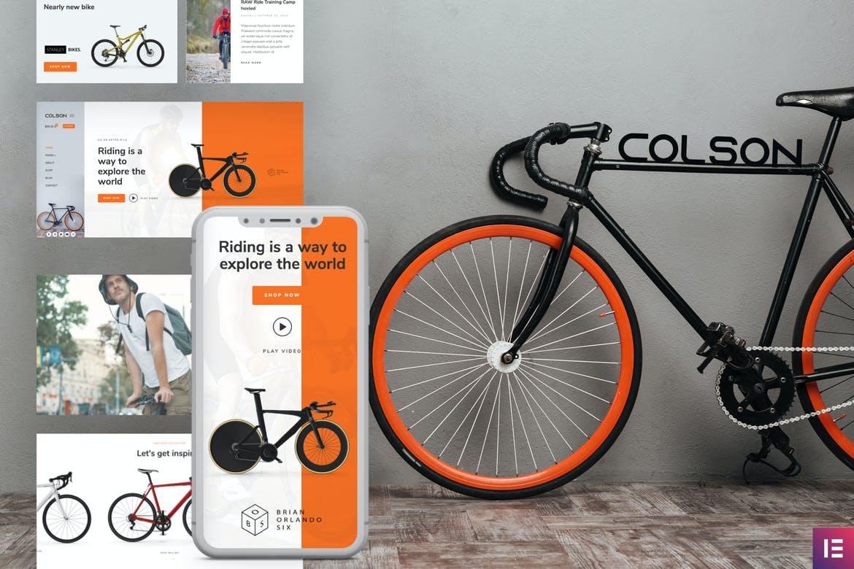 Loja de bikes