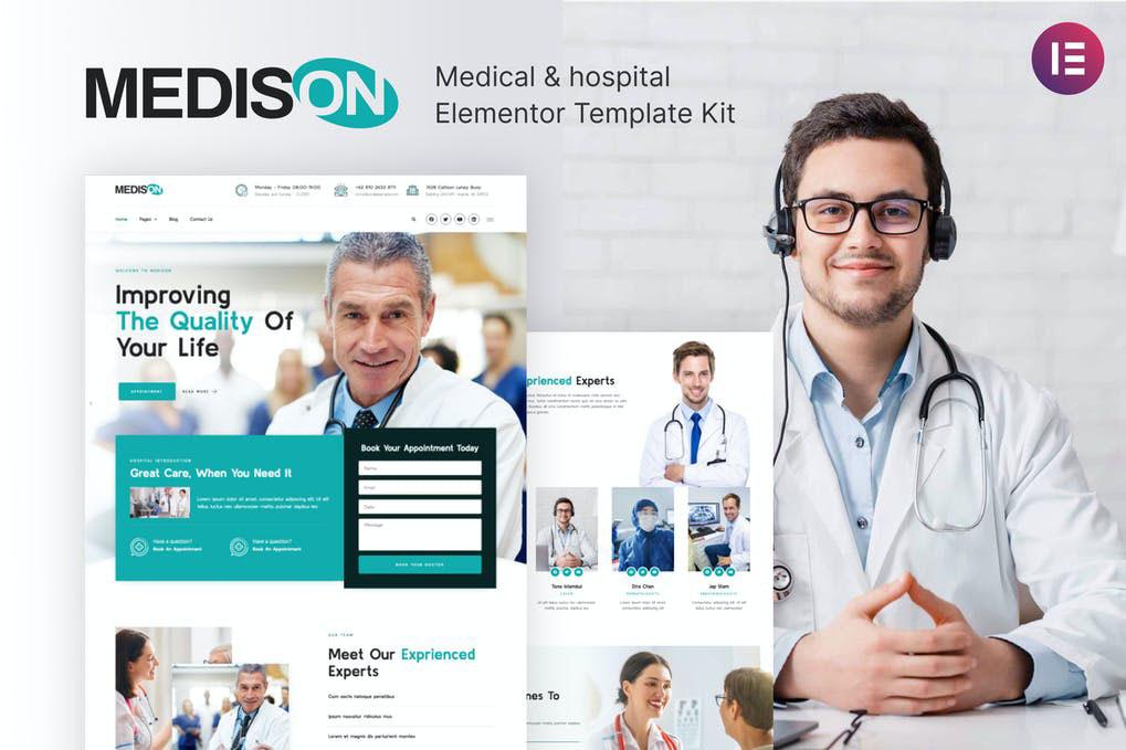 Hospital médico